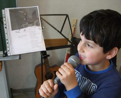 Muzikalni chasove, Българско училище в Тюбинген