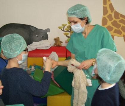Представяне на професии, Българско училище в Тюбинген
