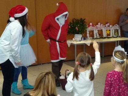Коледно тържество 2019, Българско училище в Тюбинген